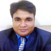 Riyaz Mohammed, Ph.D. Profile Image