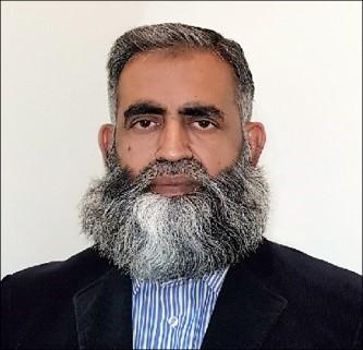 Abid Ali Minhas, PhD Profile Image