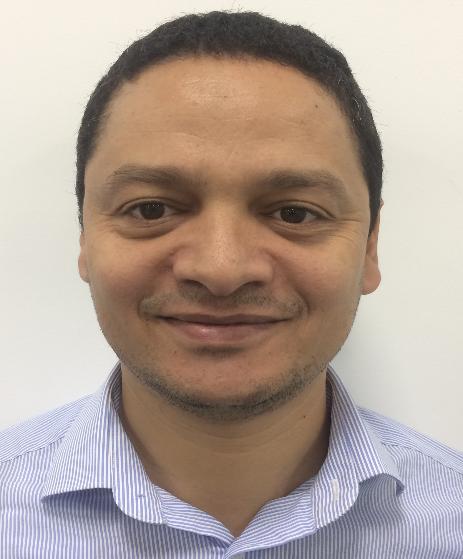 Issam Jabri, PhD Profile Image